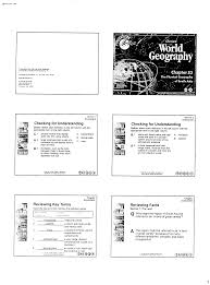 mr e u0027s world geography page world geography chapter 23 the