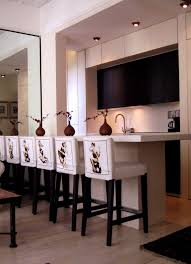 upholstered kitchen bar stools archaic upholstered kitchen bar stools featuring white wooden