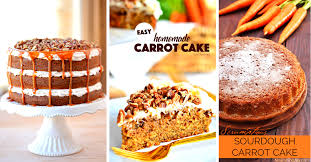 25 best carrot cake recipes that are another name for irreristible