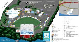lexus rivercenter car wash venue map