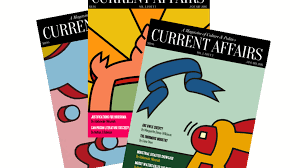 current affairs a colorful political magazine by nathan j