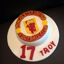 manchester united birthday cake local lancashire 2 chefs passion