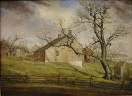 file long island farmhouses by william sidney mount 1862 63 jpg
