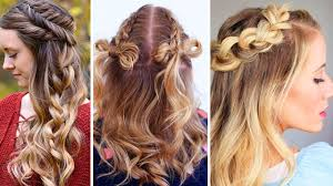 Beautifulapril The Most Beautiful Hairstyles Tutorials April 2017 Part 2 Youtube