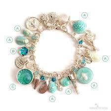 design charm bracelet images Sea charm bracelet video nunn design jpg