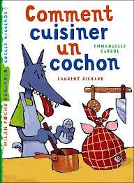 comment cuisiner un cochon poche emmanuelle cabrol l richard