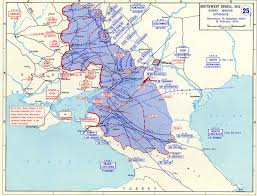 Germany Ww2 Map by Map Of Second Soviet Winter Offensive Against Germany December