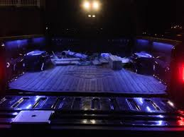 Purple Led Light Strips by Led Strip Lights Under Bed Rails Ford Powerstroke Diesel Forum