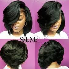 layered bob sew in hairstyles for black women for older women love weave bob hairstyles wanna give your hair a new look weave