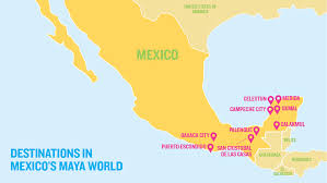 mexico in the world map world mexico beyond its beaches travel weekly