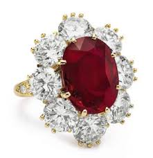 diamond red rings images Top ten most expensive private jewelry collections sold at auction jpg