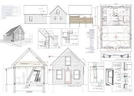 apartments mini house plans tiny house floorplan mini plans