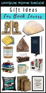 13 unique book lover gift ideas for readers uniq home decor
