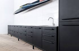 vipp cuisine meuble bas de cuisine à poser wall module vipp