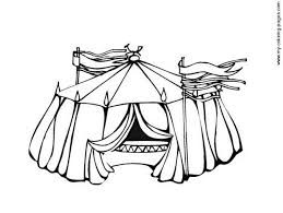camping tent coloring pages get coloring pages