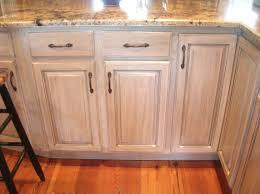 How To Whitewash Kitchen Cabinets Whitewash Kitchen Cabinets Before After Kitchen Decoration