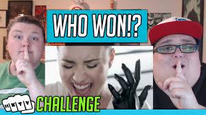 Challenge Tie Or Not The Tie Breaker Try Not To Sing Challenge