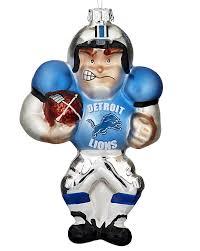 detroit lions football player personalized ornament detroit