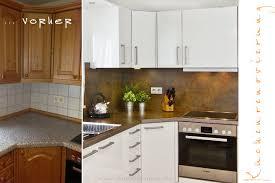 küche renovieren einbaukueche renovieren arbeitsplatten rueckwand fronten kueche