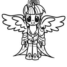 free printable little pony coloring pages coloring home