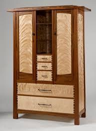 Karis Armoire Michael Colca Custom Furniture Maker Austin Texas - Custom furniture austin