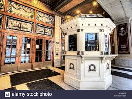 elgin and winter garden theatre toronto canada stock photo