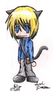anime blog chibi anime boy