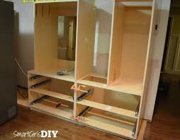How Do You Install Kitchen Cabinets by How To Build A Pantry Wall With Barker Cabinets