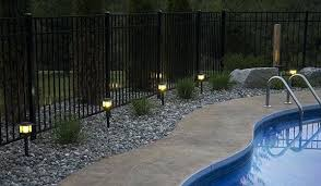 how outdoor lighting outlet low voltage landscape installation
