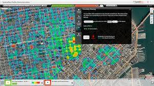 Crime Spot Map Predictive Policing Facebookjustice