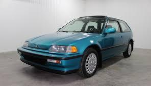 kidney anyone the perfect ef honda civic japanese nostalgic car