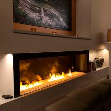 Electric Fireplace Insert Electric Fireplace Insert Modul L Kiesel Kamin Design Gmbh
