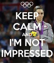 Not Impressed Meme - 22 best mckayla is not impressed images on pinterest funny
