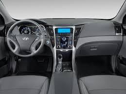 2012 hyundai sonata cockpit interior photo automotive com