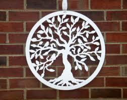 tree of metal wall roselawnlutheran