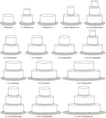 cake sizing u0026 service maui wedding cakes inc