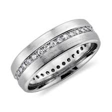 Platinum Wedding Rings by Engagement Rings Amazing Silver Diamond Engagement Rings Brushed