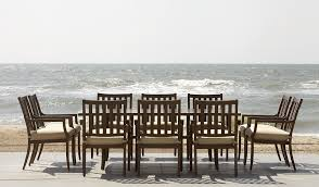 Agio Outdoor Patio Furniture by Agio Abs 06700 49612 Oceanside 11pc Dining Set Limited