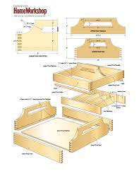 cart your cutlery with this stacked tray u2013 canadian home workshop