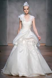lhuillier wedding dresses lhuillier fall 2011 wedding dresses wedding inspirasi