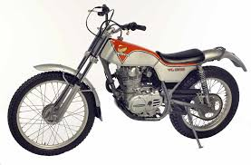 honda 250 continuing with the trials motorcycle theme a high
