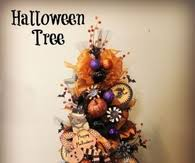 Decorated Halloween Trees Halloween Decor Pictures Photos Images And Pics For Facebook