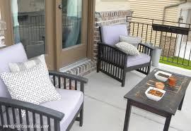 Patio Chairs With Cushions Thrifty And Chic Diy Projects And Home Decor