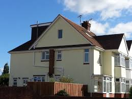 Hipped Roof Loft Conversion A Semi Detached House Having A Hip To Gable And Flat Roof Dormer