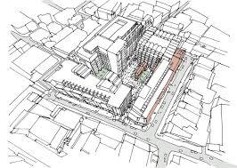 Floor Plans For Commercial Buildings by Fitzrovia U0027s Secret Garden Ribaj