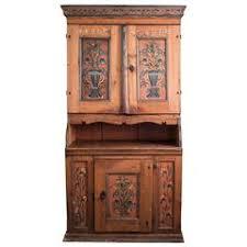 Art Cabinets Folk Art Cabinets 19 For Sale At 1stdibs