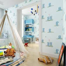 papier peint chambre gar n mignon ours papier peint pour chambre d enfants enfant garçon papier