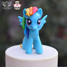 sonic cake topper learn how to make a rainbow dash cake topper here brony t
