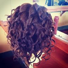 ththermal rods hairstyle 12 best thermal curls lookbook images on pinterest curls