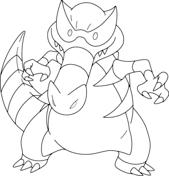 Pokemon Coloring Pages Reshiram 2584120